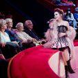 Exclusif - Sophie-Tith - 52e Gala de l'Union des Artistes au Cirque d'Hiver à Paris, le 19 novembre 2013. Le gala sera diffusé sur France 2 le jeudi 2 janvier à 20H45.