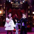 Exclusif - Tatiana Probst et Renan Luce - 52e Gala de l'Union des Artistes au Cirque d'Hiver à Paris, le 19 novembre 2013. Le gala sera diffusé sur France 2 le jeudi 2 janvier à 20H45.