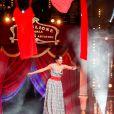 Exclusif - Virginie Hocq - 52e Gala de l'Union des Artistes au Cirque d'Hiver à Paris, le 19 novembre 2013. Le gala sera diffusé sur France 2 le jeudi 2 janvier à 20H45.