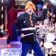 Exclusif - Atmen Kelif - 52e Gala de l'Union des Artistes au Cirque d'Hiver à Paris, le 19 novembre 2013. Le gala sera diffusé sur France 2 le jeudi 2 janvier à 20H45.