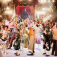 Exclusif - 52e Gala de l'Union des Artistes au Cirque d'Hiver à Paris, le 19 novembre 2013. Le gala sera diffusé sur France 2 le jeudi 2 janvier à 20H45.