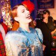 Exclusif - Elodie Frégé - 52e Gala de l'Union des Artistes au Cirque d'Hiver à Paris, le 19 novembre 2013. Le gala sera diffusé sur France 2 le jeudi 2 janvier à 20H45.