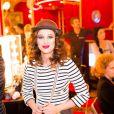 Exclusif - Mélanie Bernier - 52e Gala de l'Union des Artistes au Cirque d'Hiver à Paris, le 19 novembre 2013. Le gala sera diffusé sur France 2 le jeudi 2 janvier à 20H45.