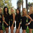 Les filles, très sexy, dans Hollywood Girls 3