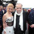 Mariage de Maximilian Schell et Iva Mihanovic en Autriche à Kaernten, le 20 août 2013.