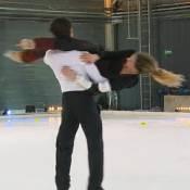 Ice Show : Prise de risques en coulisses pour Tatiana Golovin et Florent Torres