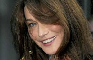 Carla Bruni : des photos rock'n'roll pour la première dame !