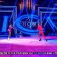 Chloé Mortaud a mis le feu sur le glace d'Ice Show, mardi 4 décembre 2013.