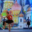 Tatiana Golovin dans Ice Show du 4 décembre 2013.