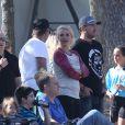 Britney Spears et son petit ami David Lucado à Los Angeles. Le 9 novembre 2013.