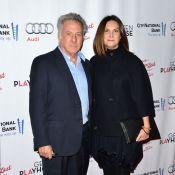 Dustin Hoffman: En amoureux avec Lisa devant une star de Friends et Bruce Willis