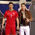 """""""Cristiano Ronaldo inaugurait sa statue de cire à Madrid le 7 décembre 2013"""""""