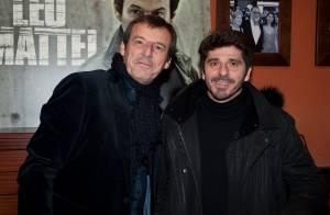 Jean-Luc Reichmann: Un Leo Matteï heureux avec Julien Courbet et Harry Roselmack