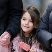 Suri Cruise : Innocente et chipie glace à la main, la justice s'intéresse à elle
