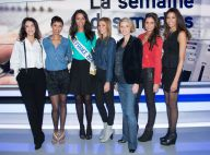 Flora Coquerel : Une Miss France 2014 rayonnante face à ses belles aînées