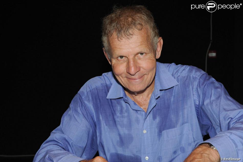 Patrick Poivre d'Arvor à Paris, les 8 et 9 juillet 2013.