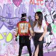Kylie Jenner assiste à l'avant-première du documentaire Believe consacré à Justin Bieber aux Regal Cinemas L.A. Live. Los Angeles, le 18 décembre 2013.