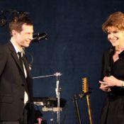 Alex Beaupain : Gentleman charmeur avec Fanny Ardant et Julien Clerc