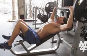 Joe Manganiello : Torse nu, la star de ''True Blood'' sort les muscles