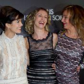 Alexandra Lamy : Irrésistible avec ses complices Mélanie Doutey et Julie Ferrier