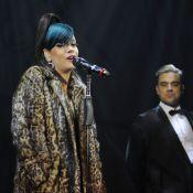 Lily Allen : Poupée bling-bling, complice avec Robbie Williams et Chris Martin