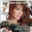 Doria Tillier, sexy en couverture de Télé 7 Jours