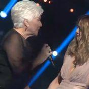 Vanessa Paradis, Jenifer et Nolwenn Leroy: Réunies pour l'incroyable Line Renaud
