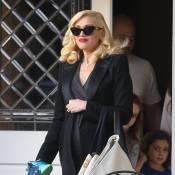 Gwen Stefani, enceinte et lookée : Kingston et Zuma sont de vrais farceurs !