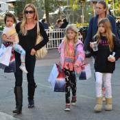 Denise Richards : Radieuse avec ses filles malgré un Noël mouvementé...