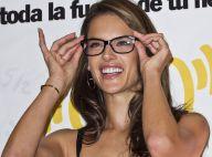 Les beauty looks des people à lunettes
