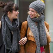 Alexandra Lamy : ''Avec Mélanie Doutey, c'est très proche de l'amour''