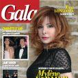 Couverture de Gala avec l'interview d'Alexander Lamy et Mélanie Doutey.
