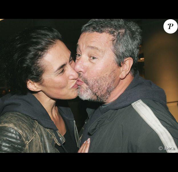 Philippe Starck et Yasmine: Mariage en vue!