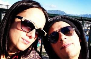 Alizée et Grégoire Lyonnet : Amoureux en Corse pour célébrer 2014