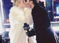 Miley Cyrus : Coquine à Times Square pour le Nouvel An... et rivale de Beyoncé ?