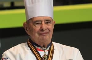 Paul Bocuse : Le ''pape de la gastronomie'' hospitalisé à 87 ans