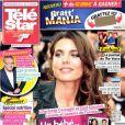 Magazine Télé Star du 11 au 17 janvier 2014.