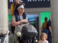 Matthew McConaughey : Avec ce papa-poule déconneur et sportif, on ne chôme pas !