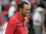 Tiger Woods : Nouveau pactole en 2013 pendant que sa belle Lindsey Vonn pleure