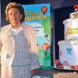 Bernadette Chirac - lancement de la 25e opération Pièces jaunes à l'hôpital Necker-Enfants malades à Paris le 8 janvier 2013.