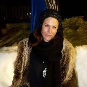 Astrid Veillon et Dounia Coesens : Élégance et fête endiablée à la montagne