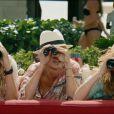Cameron Diaz et Leslie Mann avec Kate Upton dans Sweet Revenge.
