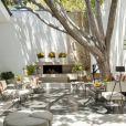 La superbe nouvelle maison de l'animatrice Ellen DeGeneres à Los Angeles achetée en janvier 2014.