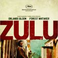 Affiche du film Zulu de Jérôme Salle