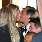 Leonardo DiCaprio amoureux : Il embrasse sa Toni Garrn, trop fière de lui