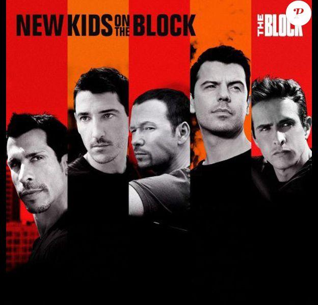 Le nouvel album des New Kids On The Block