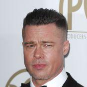 Brad Pitt : Fièrement honoré devant Leonardo DiCaprio et Claire Danes amoureuse