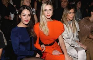 Fashion Week : Sofia Essaïdi et Kim Kardashian, divines pour Stéphane Rolland