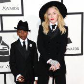 Grammy Awards 2014 : Madonna, avec son fils, invitée surprise de 33 mariages