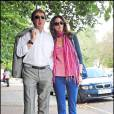 Paul McCartney et Nancy Shevell, balade romantique à Londres...